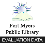 fort myers library evaluation data